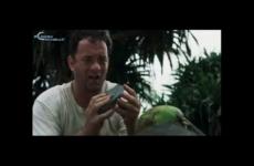 """Scena tratta dal film """"Cast away"""" sulla perseveranza"""