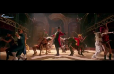 "Scena tratta dal film ""The greatest showman"" sulla vision"