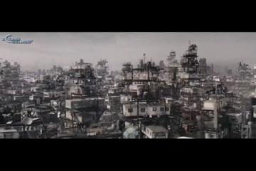 """Scena tratta dal film """"ready player one"""" sulla dipendenza dalle tecnologie e dal web"""