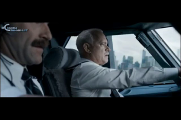 """Scene tratte dal film """"Sully"""" sul team work"""