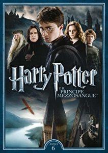 """Scena sulla positività tratta dal film """"Harry Potter e il principe mezzosangue"""""""