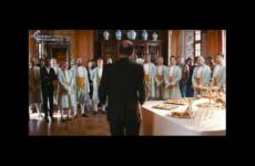 """Scena sulla leadership autoritaria tratta dal film """"C'est la vie - prendila come viene"""""""
