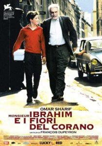 """Scena sulla felicità tratta dal film """"Monsieur Ibrahim e i fiori del Corano"""": il valore del sorriso"""