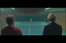 "Scena sul talent management tratta dal film ""Borg McEnroe"""