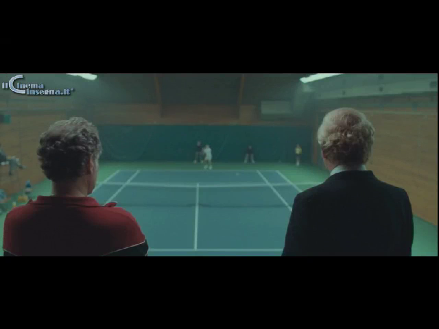 "Scena sul talent management tratta dal film ""Borg McEnroe"""