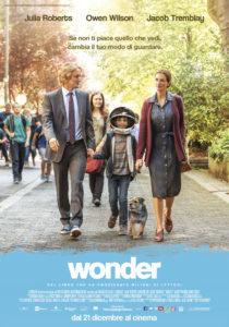 """Scena sulla gentilezza tratta dal film """"Wonder"""""""