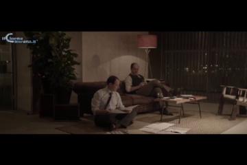"""Scena sulla leadership tratta dal film """"Il direttore capo"""""""