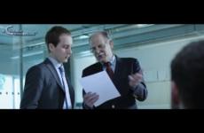 """Scena sulla fiducia tratta dal film """"Il contagio"""""""