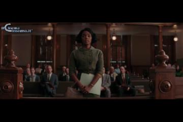 """Scena sulla comunicazione persuasiva tratta dal film """"Il diritto di contare"""""""