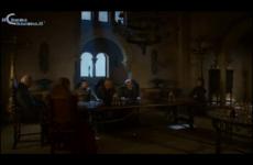 """Scena sulla prossemica tratta dalla serie tv """"Il Trono di Spade"""""""