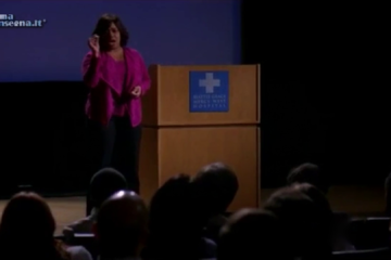 "Scene sul public speaking tratte dalla serie tv ""Grey's Anatomy"""
