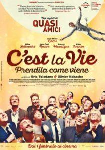 """Scena sulla gestione delle priorità tratta dal film """"C' est la vie - Prendila come viene"""""""