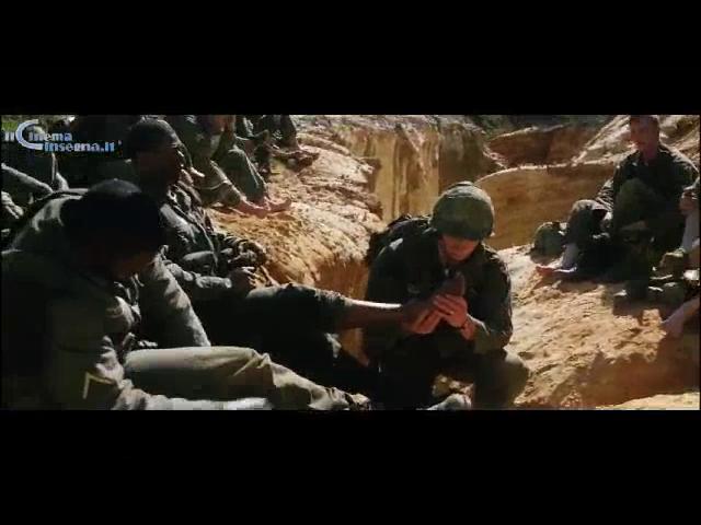 """scena sulla responsabilità tratta dal film """"We Were Soldiers - Fino all'ultimo uomo"""""""