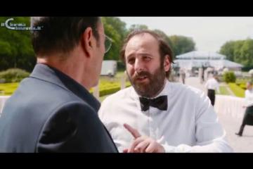 """Scena sul chunking tratta dal film """"C'est la vie - Prendila come viene"""""""
