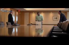 """Scena sull'etica professionale tratta dal film """"War Room - Le armi del cuore"""""""