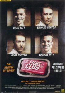 """Scena sull'allineamento tratta dal film """"Fight Club"""""""